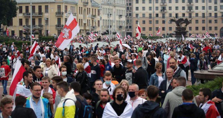 """Bielorrusia: El último """"estado soviético""""."""