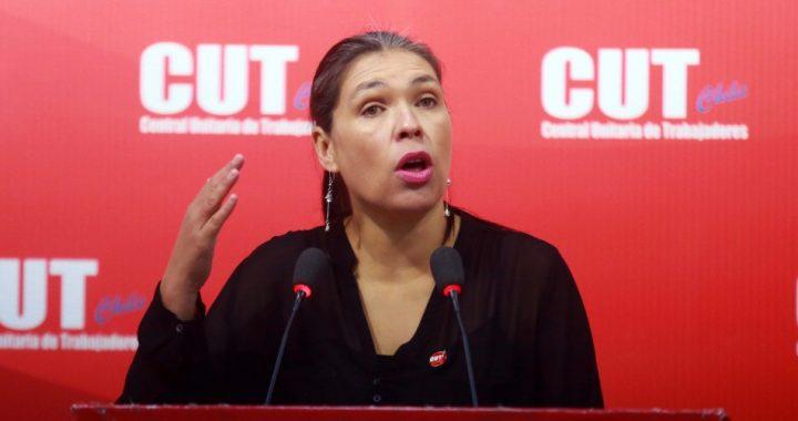 Elecciones en la CUT: Bárbara Figueroa pierde presidencia tras 9 años en el cargo