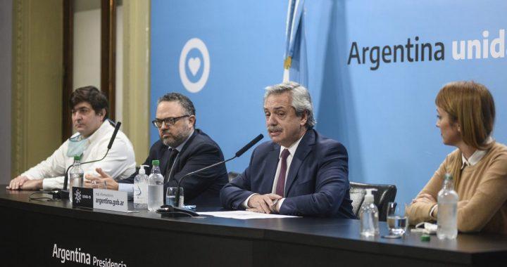 """Argentina Pandemia y la """"Constitución en jaque"""""""