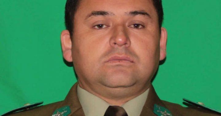 Muere carabinero tras recibir disparo en la ruta en Collipulli