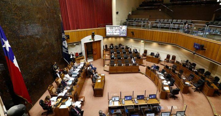 Senado aprueba ayuda de $1 millón y medidas tributarias para pymes y vuelven a discusión en la Cámara