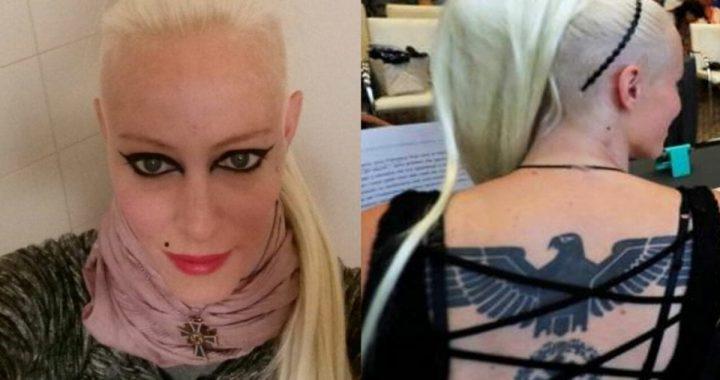 """Cae """"Miss Hitler"""" en operativo anti-nazi en Italia"""