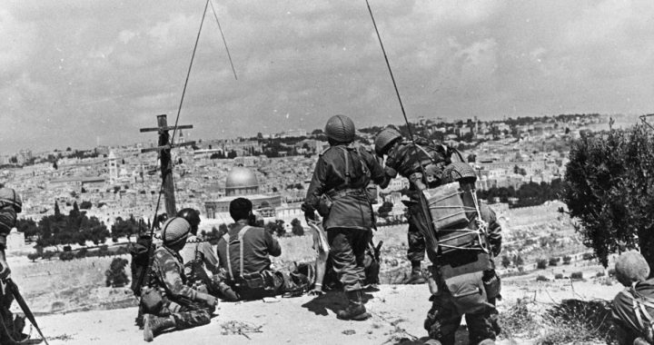 Israel: Los Seis Días que cambiaron la historia de Próximo Oriente