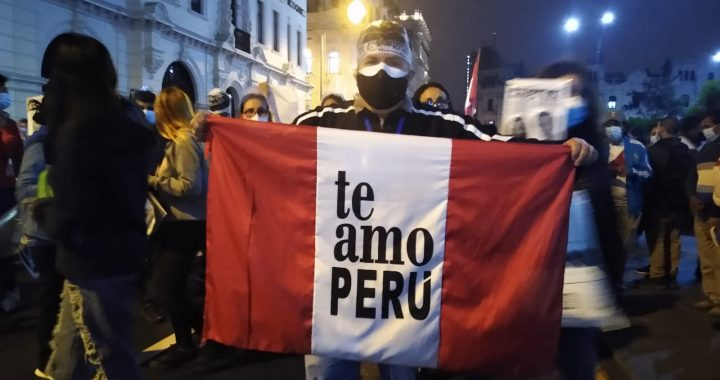 Esopo, Observador Electoral en Perú