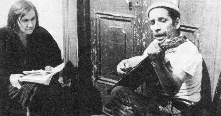 Homenaje a Roberto Parra a 100 años de su nacimiento