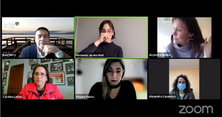 Webinar Flacso: Peñalolén expone razones que le llevaron a priorizar la Seguridad Humana por sobre el modelo de control