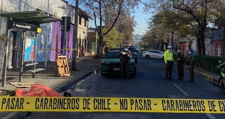 Internación psiquiátrica provisoria para imputado por homicidio de hombre calcinado en Santiago