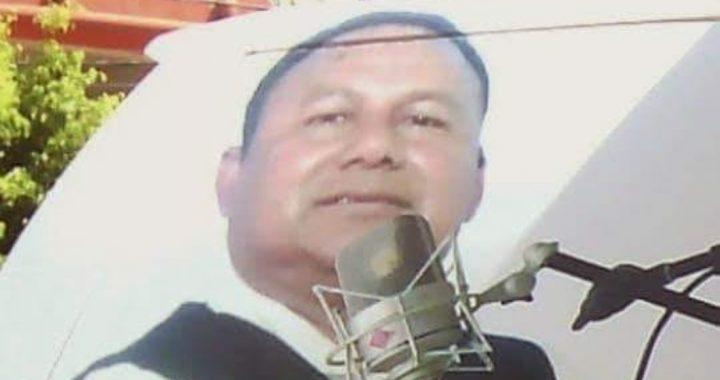 Asesinan al periodista Gustavo Sánchez Cabrera en Oaxaca