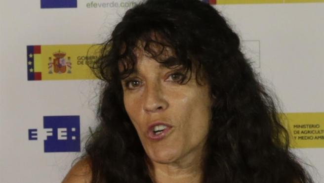 Fallece la periodista ambiental de Efe Cristina Yuste