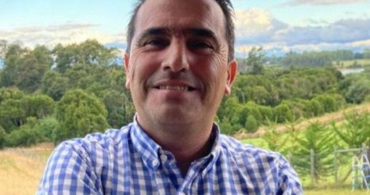Concejal electo de Llanquihue Richard Barría fue encontrado muerto