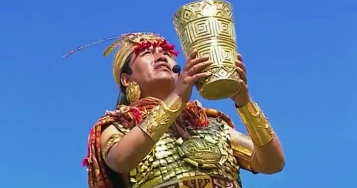 Perú, Habló el Dios Sol y Anunció Buena Cosecha