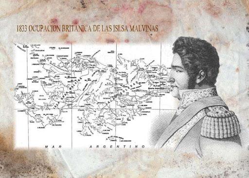 La Usurpación de las Malvinas, como y cuando sucedió