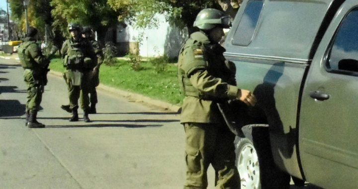 Carabineros fueron emboscados al sur de Tirúa: Uno resultó afectado