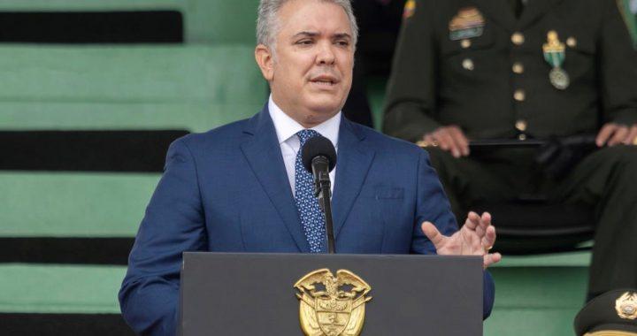 """Iván Duque reconoce """"deuda histórica"""" con los más pobres de Colombia"""