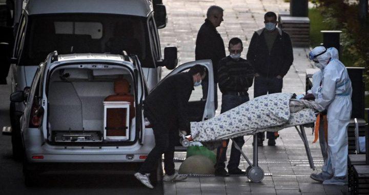 Rusia registra nuevo máximo de muertes de covid por quinto día consecutivo