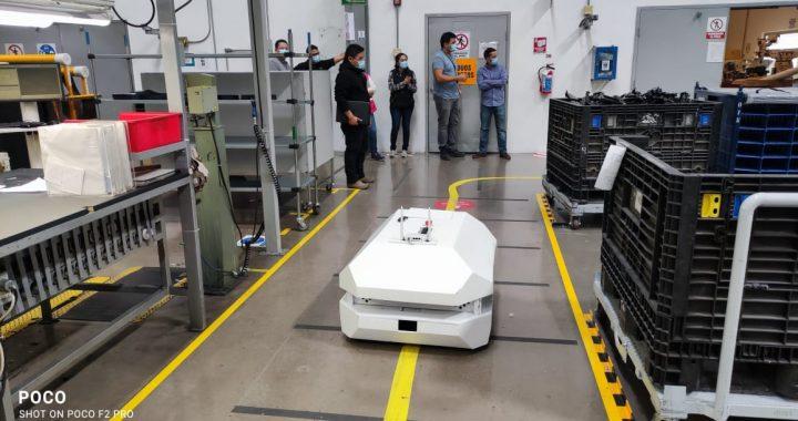 Robots al servicio de la industria 4.0