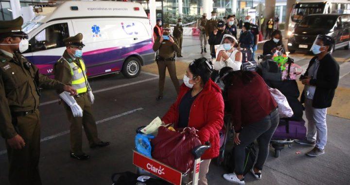 Chile reabre frontera para vacunados desde este lunes