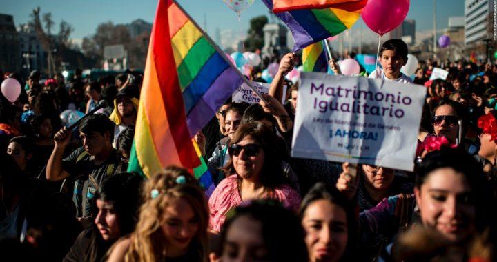 Senado aprueba en particular proyecto de matrimonio igualitario