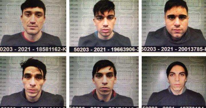 Identifican a los 6 reos fugados de la cárcel de Valparaíso